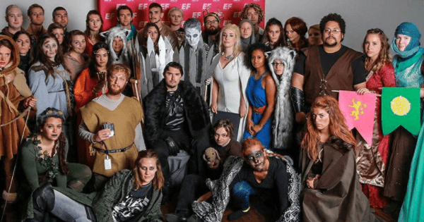 costume list halloween Game of Thrones Office win
