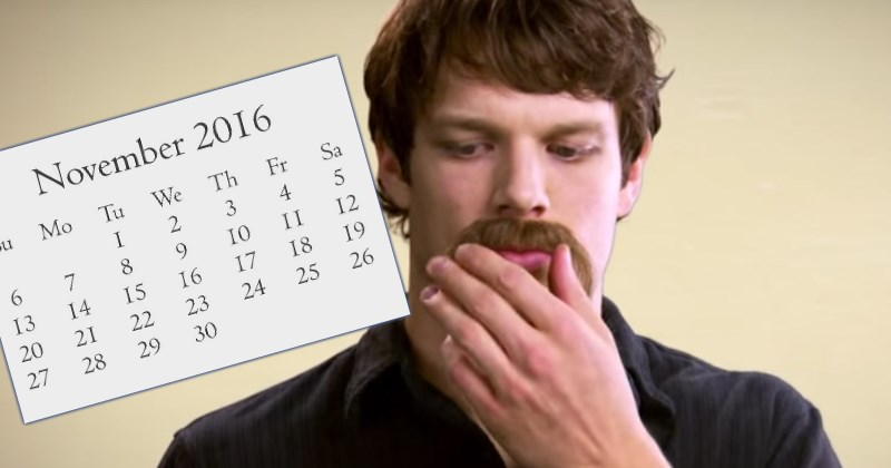 mustache movember list - 1092357