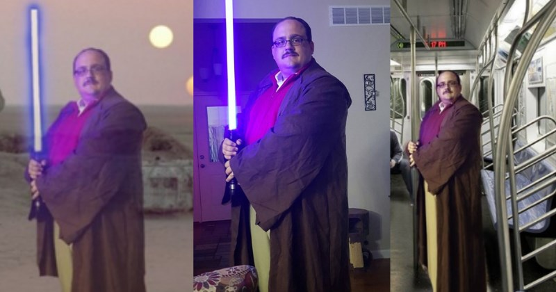 costume list ken bone photoshop battle Jedi - 1093381