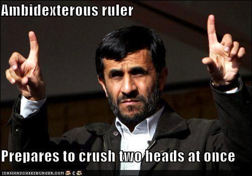 iran Mahmoud Ahmadinejad - 1098355456