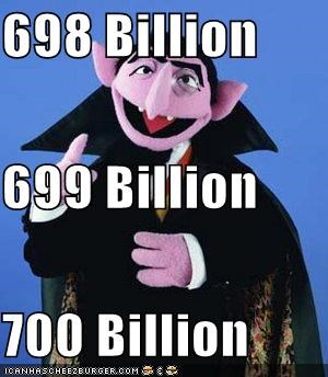 Sesame Street The Count - 1100414720