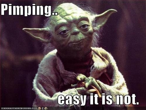 Jedi masters muppets star wars yoda