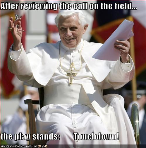 Pope Benedict XVI religion - 1105083648
