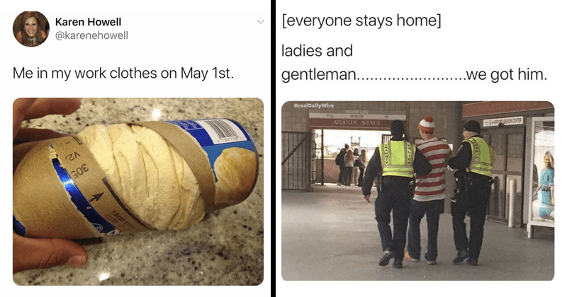 Funny random memes nad tweets, quarantine memes, covid-19, coronavirus