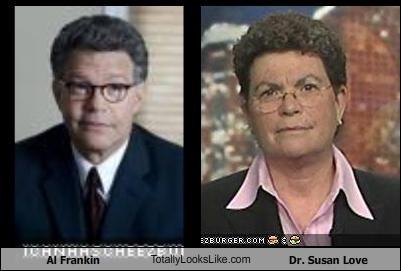 Al Franken,dr-susan-love,SNL