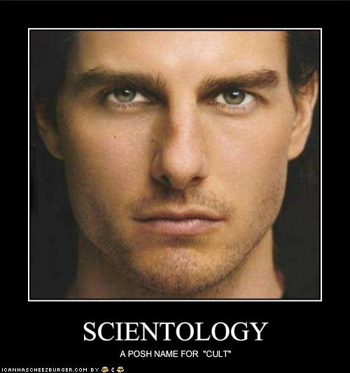 religion scientology Tom Cruise you must be joking - 1115926784