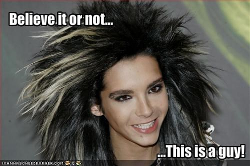 Bill Kaulitz Music music is dead Tokio Hotel you must be joking - 1116791040