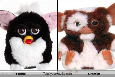 Furbie TotallyLooksLike.com Gremlin