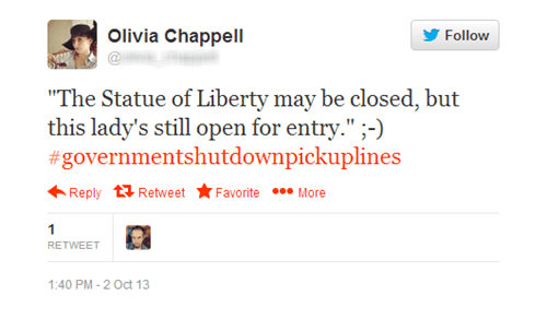 government shutdown Congress pick-up lines governmentshutdownpickuplines government shutdown pickup lines - 112133