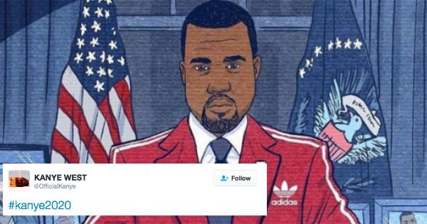 twitter election 2016 kanye west future ridiculous reaction politics - 1126405