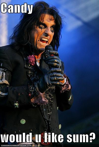 alice cooper candy Music - 1127408384