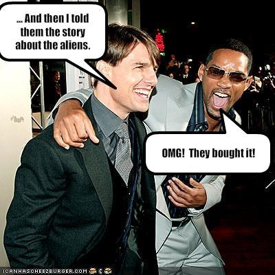 cults scientology Tom Cruise will smith - 1130556672