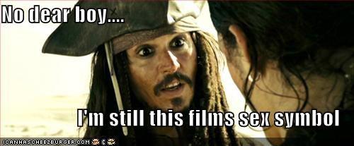 Johnny Depp Pirates of the Caribbean the hawt - 1132753152