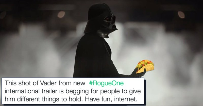 star wars rogue one Memes photoshop battle darth vader - 1134853