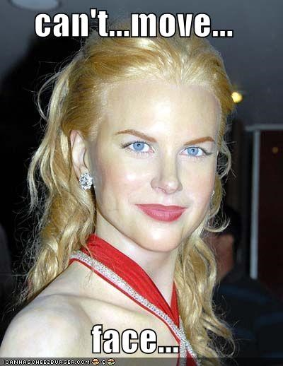 botox cute robots Nicole Kidman - 1136759040