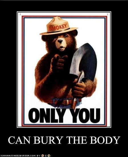 Smokey the Bear - 1144535296