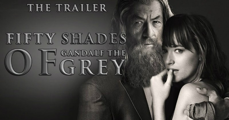book that combines fifty shades of grey and lord of the rings