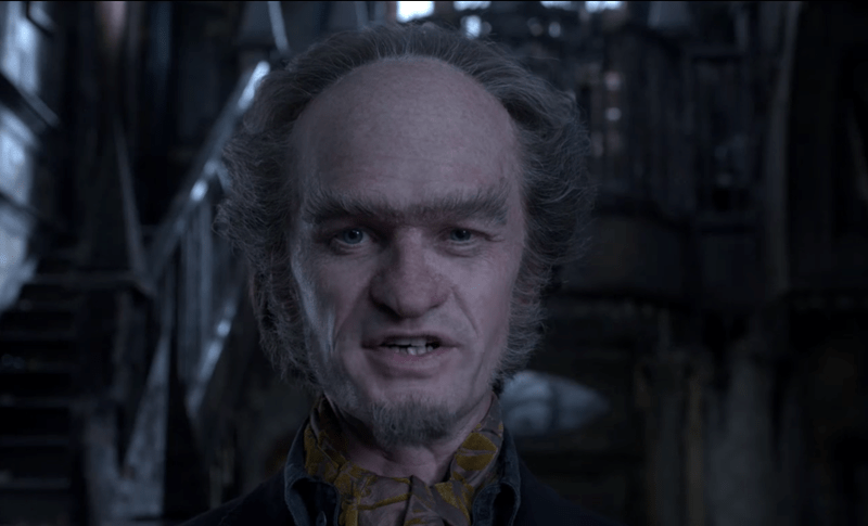 netflix,a series of unfortunate events