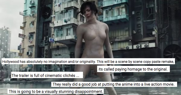 anime ghost in the shell - 1156613