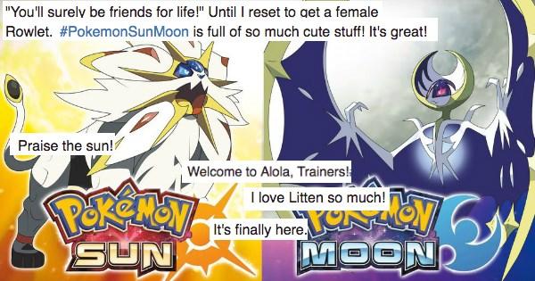 Pokémon,pokemon sun and moon