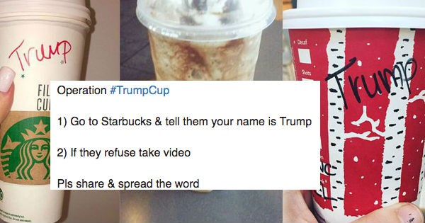 movement news FAIL Starbucks reactions racist politics