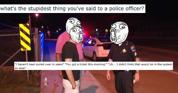 cops FAIL arrest idiots stupid police officer police
