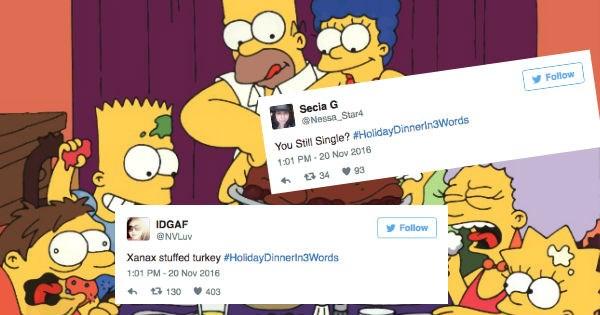 twitter FAIL thanksgiving true story dinner family holidays - 1166597