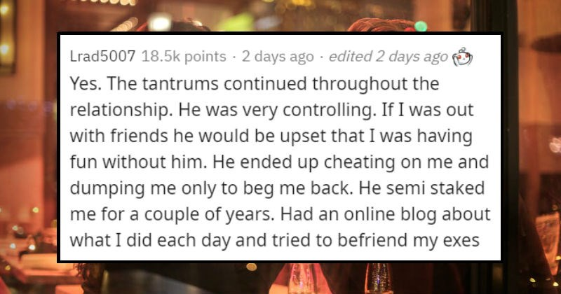 "Women explain what it was like dating a toxic ""nice guy"" 