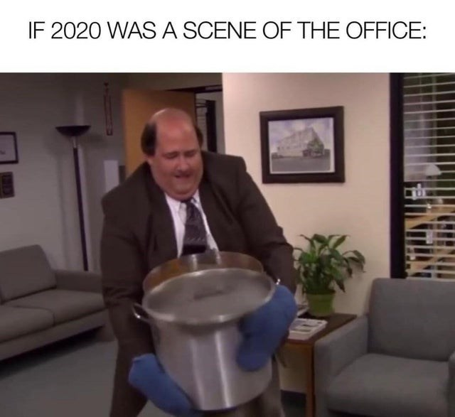 collection of funny office memes | Picture frame - IF 2020 SCENE OFFICE: