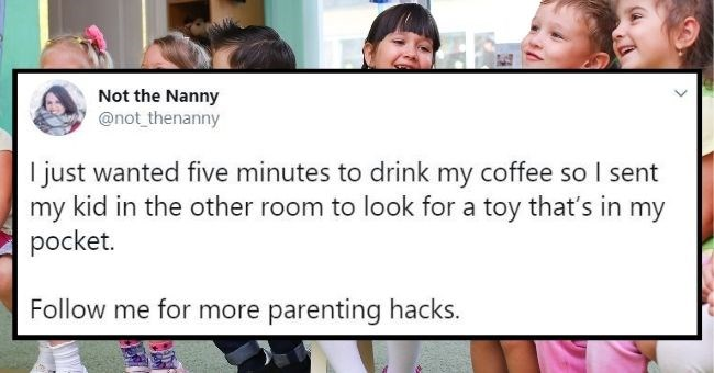 parents tweet alone time funny twitter coronavirus quarantine parenting | Animal - Divergent Mama @Divergentmama Homeschooling Tip: if count Tiktok their rooms as kids music, dance and PE classes might get few hours alone peace.