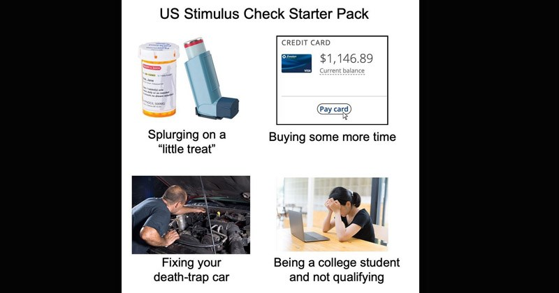 """Funny starter pack memes 