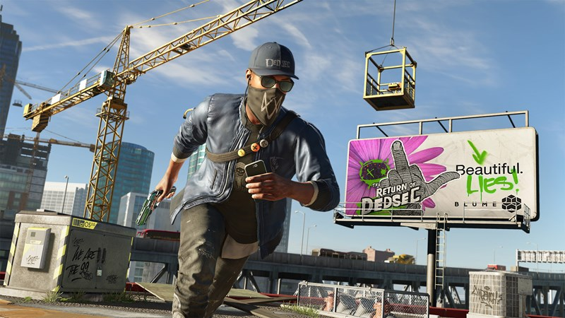 watch dogs,honest game trailers