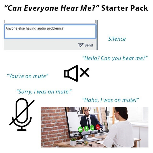 """top starter pack memes 