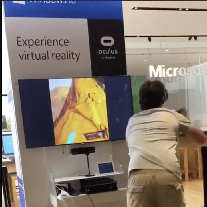 virtual reality VR - 1190149