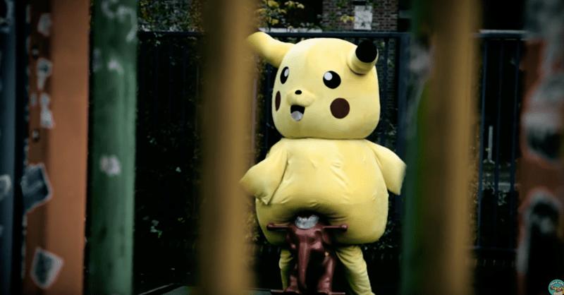 Pokémon,pokemon go