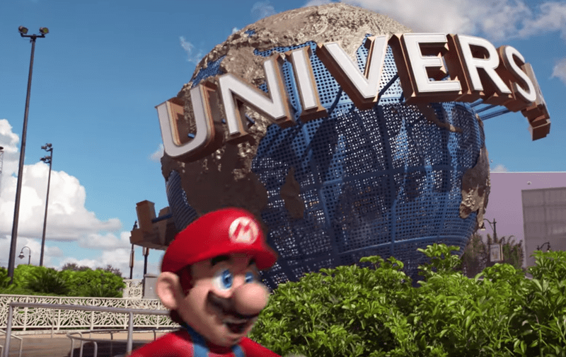 Nintendo Unveils It's Plan For Attractions Coming to Universal Studios