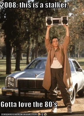 john cusack,Say Anything