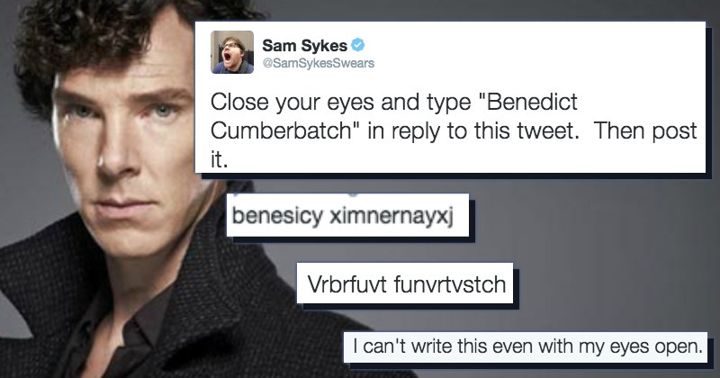 benedict cumberbatch,twitter,list,names