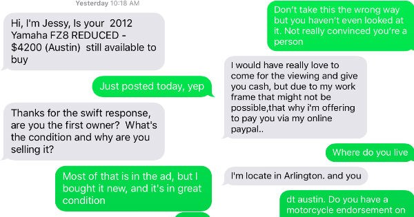 trolling scammers