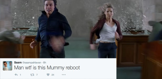 trailers Tom Cruise The Mummy - 1212933