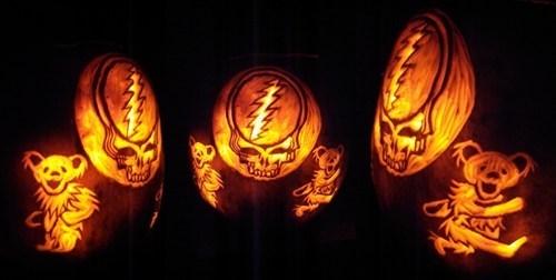 halloween jack o lanterns g rated - 121605
