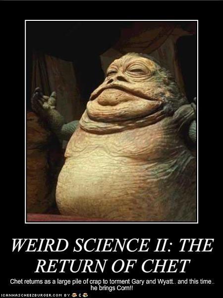 Weird Science Memes