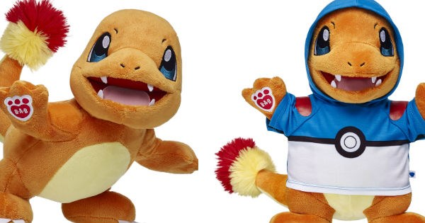 aww,Pokémon,toys,charmander,cute,build a bear