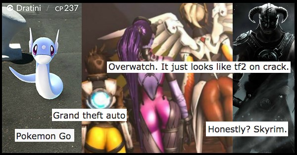 video game memes, best video games