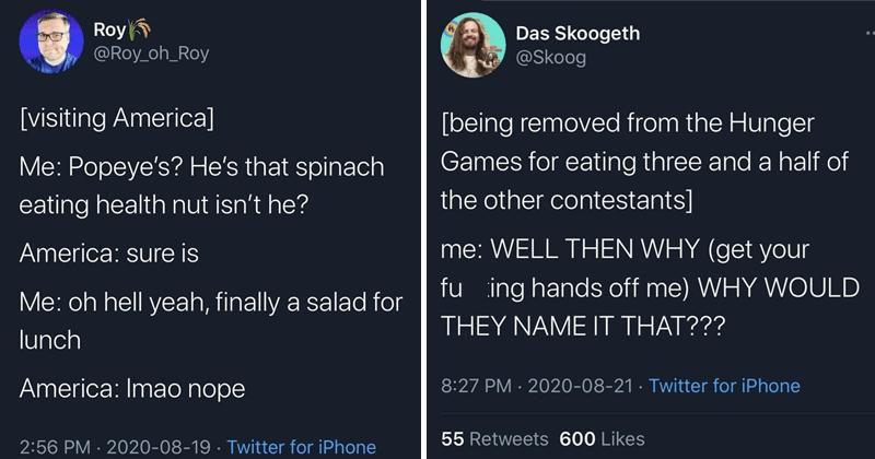 funny random tweets, twitter comedy, relatable tweets