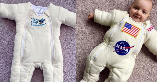 aww nasa baby kids awesome cute surprise parenting reaction win - 1235717