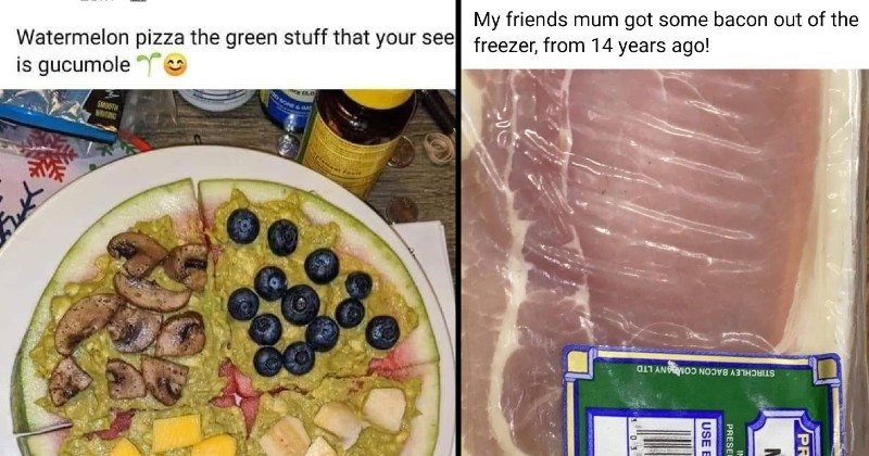 """gross wtf cursed food 