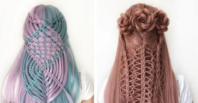 pictures of crochet hair designs