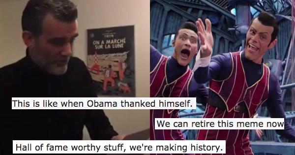 Stefan Karl AMA making meme history