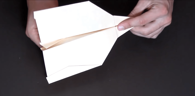 how to make a medium difficulty paper airplane gifs
